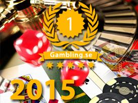 Bedstea online casinot 2015