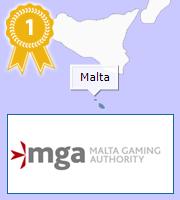 Malta Casino licens