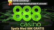 888 Casino Sweden