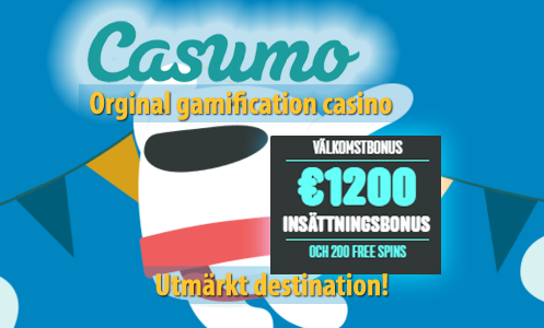 Casumo Casino Svenska