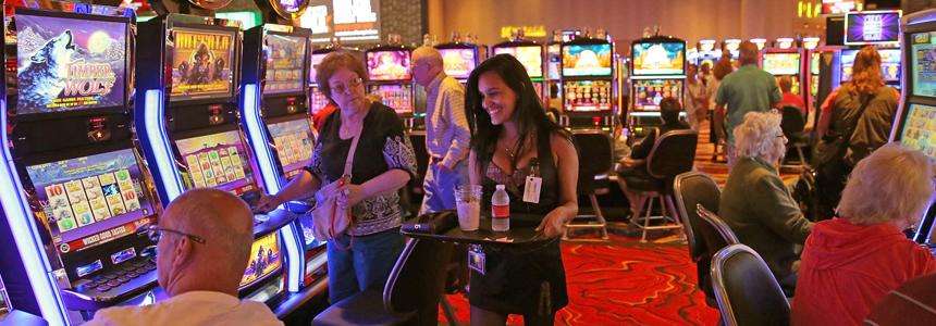 Casino Free Alchohol