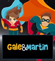 Gale & Martin Netticasino