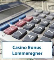 Casino Bonus Lommeregner